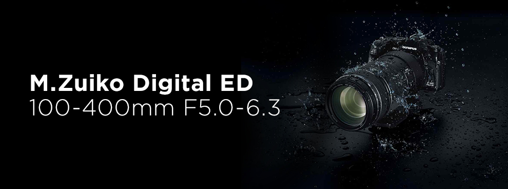 Könnyű és szuper telefotót ígér: M.Zuiko Digital ED 100-400mm F5.0-6.3 IS