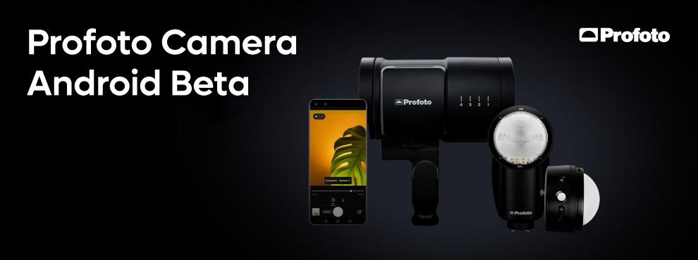 Profoto Camera app Androidra (BETA)
