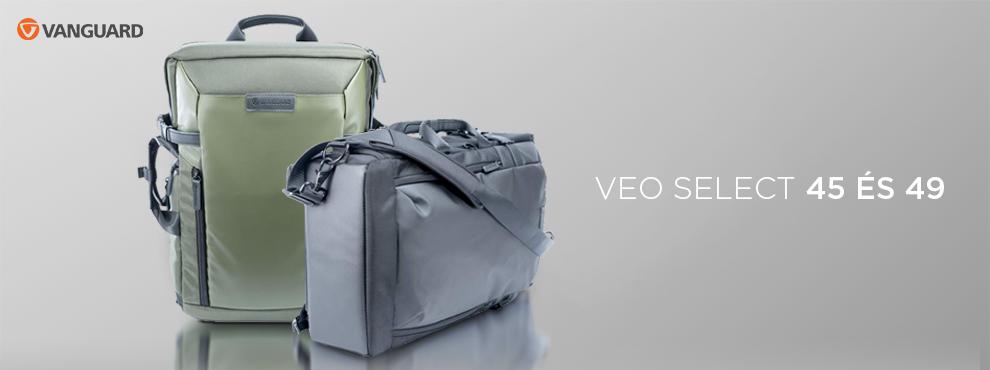 Vanguard Veo Select 45 és 49 hátizsákok