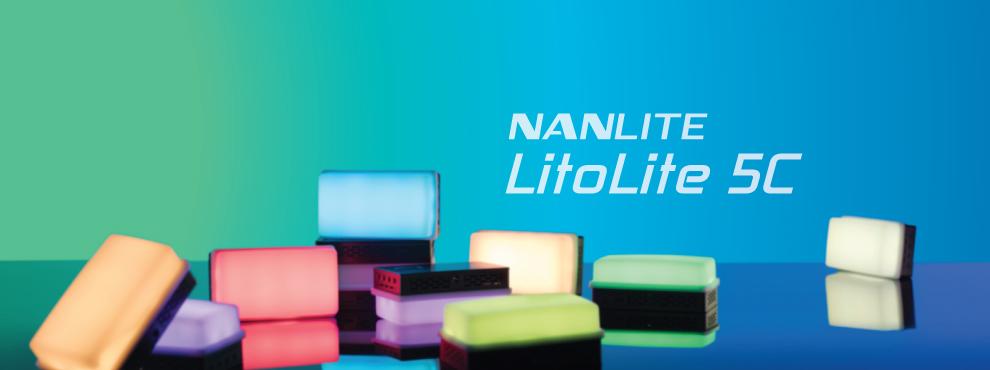 Nanlite LitoLite 5C