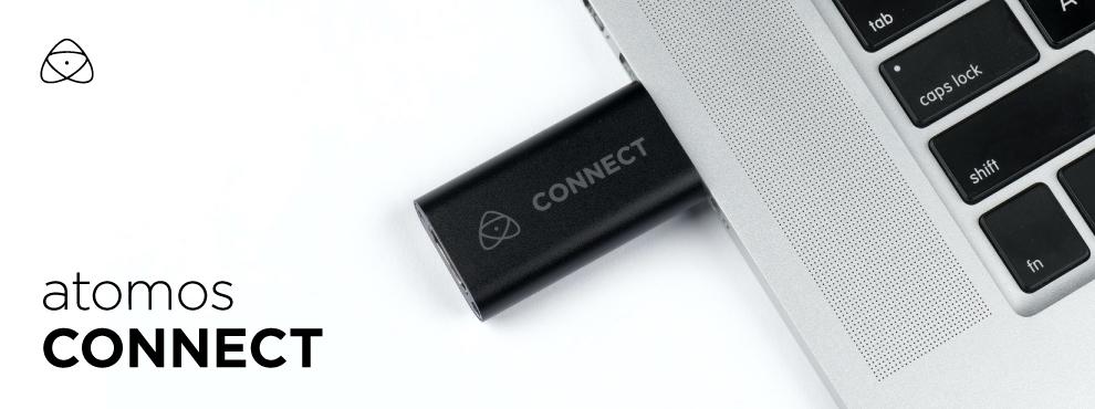 Itt az Atomos Connect! Hamarosan készletről!