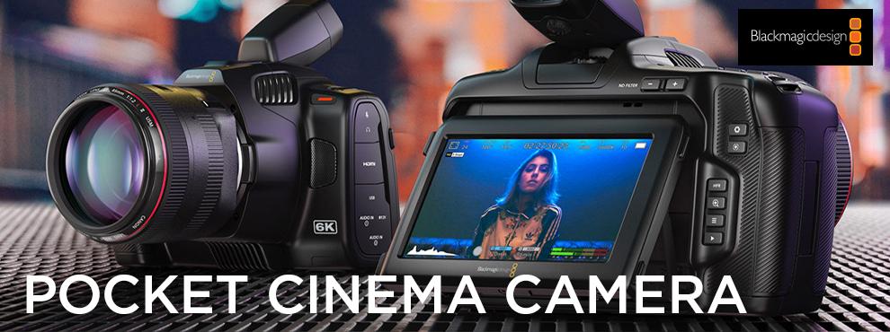 Sok újdonsággal érkezik a Blackmagic Pocket Cinema Camera 6K Pro