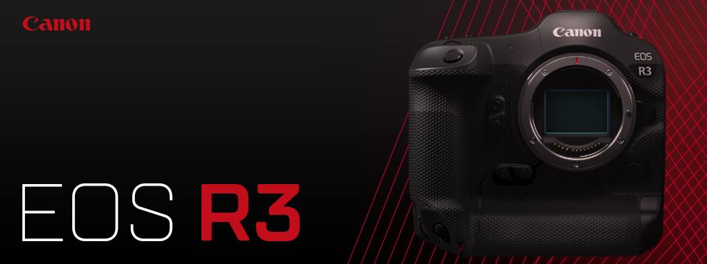 Rendkívül gyors és érzékeny az EOS R3
