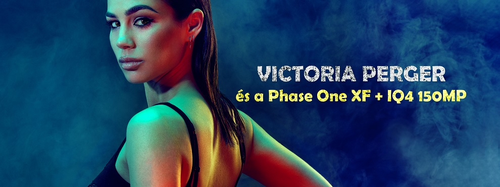 Victoria Perger és a Phase One XF + IQ4 150MP