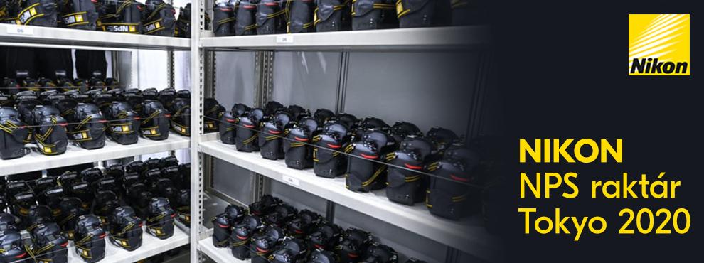 Íme a Nikon készlet arzenálja a 2020-as tokiói olimpiai játékokon