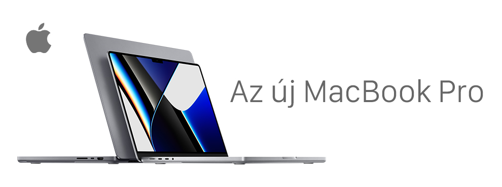 Profiknak készültek az Apple új laptopjai