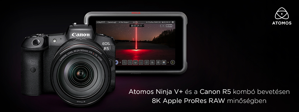 Atomos Ninja V+ 8K