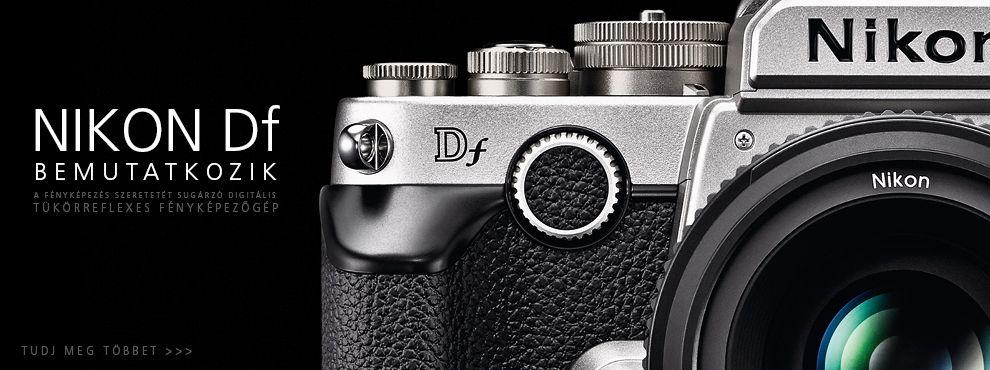 Nikon Df bemutatkozik!