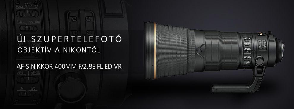 Az új szupertelefotó objektív a Nikontól
