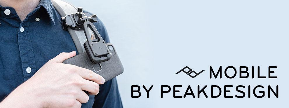 Itt a Peak Design Mobile