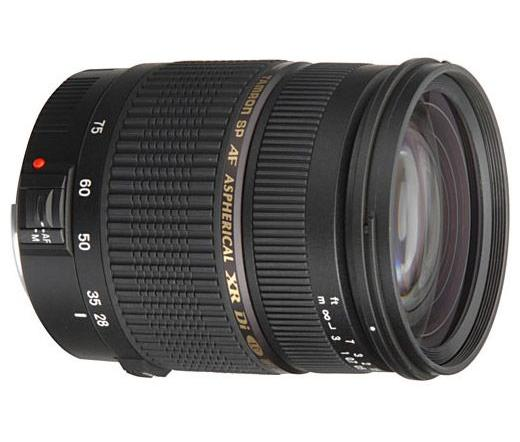 Tamron SP AF 28-75mm f/2.8 Di XR LD (CANON)