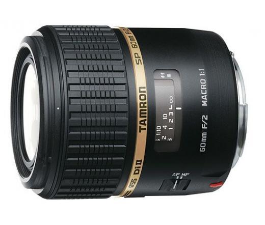 Tamron SP AF 60mm f/2.0 Di II LD Macro (Canon)