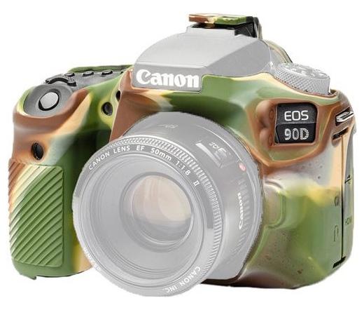 easyCover szilikontok Canon EOS 90D terepmintás