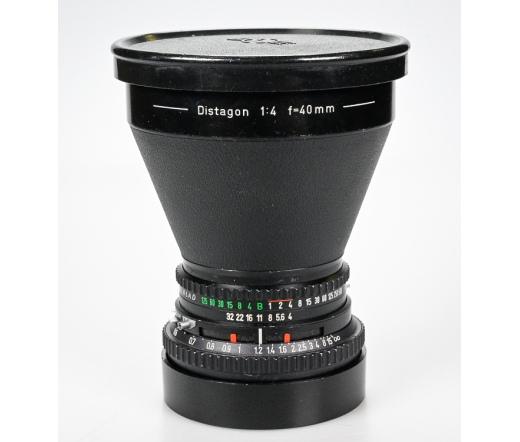 Használt Hasselblad C 40mm f/4 Distagon sn:6176105