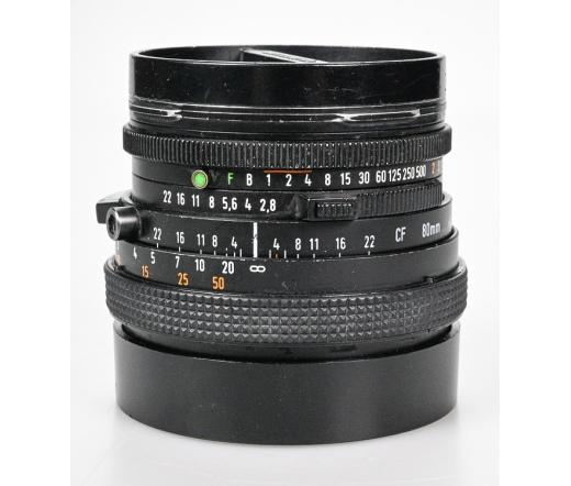 Használt Hasselblad CF 80mm f/2.8 Opton Pl sn:6965