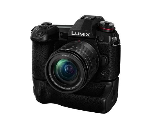 Panasonic LUMIX G DC-G9MEG-K 12-60m f/3.5-5.6