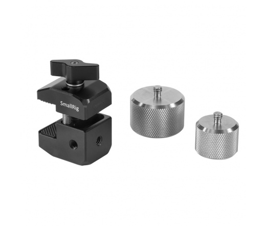 SMALLRIG Counterweight & Mounting Clamp Kit for DJ