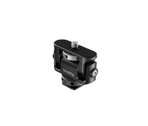 SMALLRIG Tilting Monitor Mount with Cold Shoe BSE2