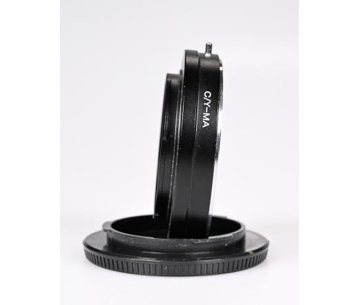 Használt Contax-Yahica to Minolta D adapter