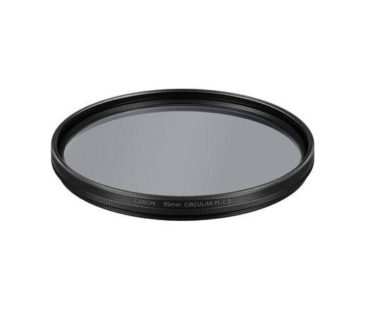 Canon 95mm-es körkörös polarizáló szűrő