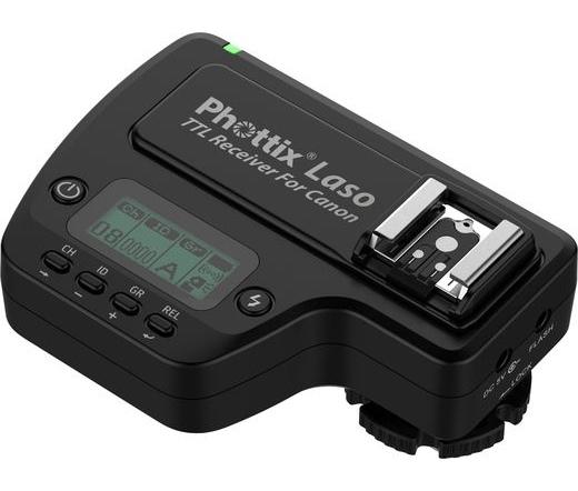 Phottix Laso TTL vakuvevő Canon-hoz