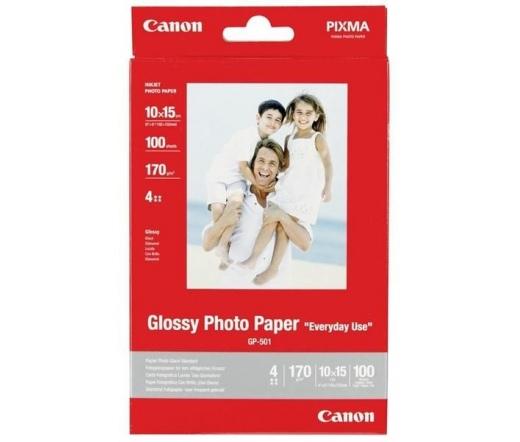 Canon GP501S fényes 10x15cm 100lap 210g fotópapír