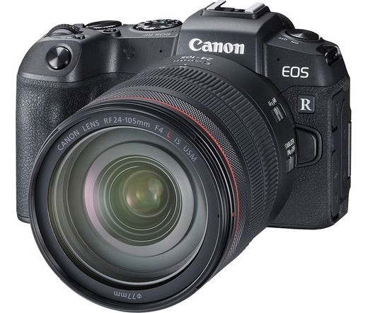 Canon EOS RP + RF 24-105mm f/4.7.1 kit