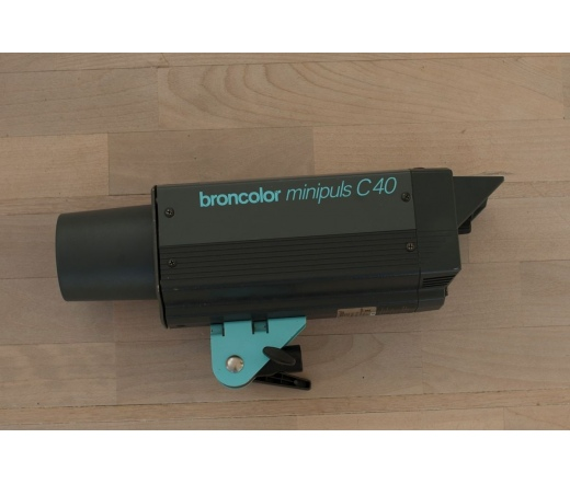 Broncolor Miniplus C40 javítandó