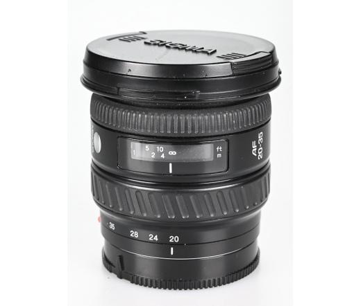 Használt Minolta 20-35mm f/3.5-4.5 AF Sony E sn:61