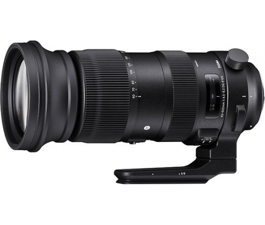 Sigma Sports 60-600mm F4.5-6.3 DG OS HSM