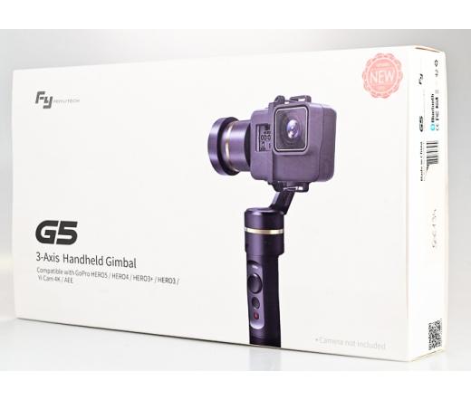 HASZNÁLT Feiyutech FY-G5 GoPro Hero5 akciókamera-s