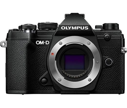 Olympus E-M5 Mark III fekete váz