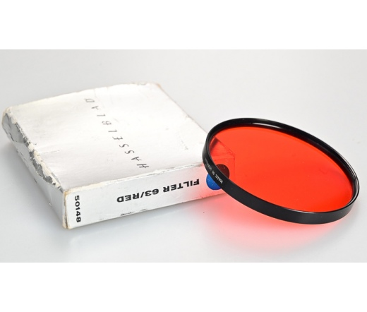 Használt Hasselblad Light Balance Filter 63 RED