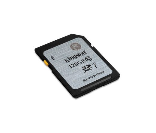 Kingston SD CL10 UHS-I 128GB