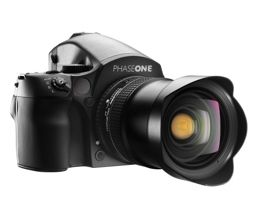 PhaseOne 645DF+ kamera kit (80mm LS optika, IQ140)