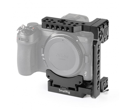 SMALLRIG Quick Release Half Cage for Nikon Z6 and