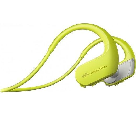 Sony NW-WS410 sorozat 4GB lime-zöld