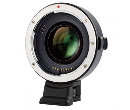 VILTROX Canon EF-EII AF adapter 0,71X