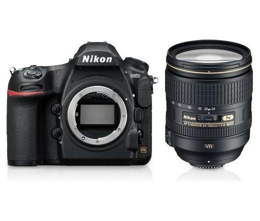 Nikon D850 + AF-S 24-120mm KIT