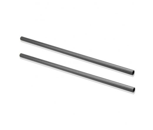 SMALLRIG 15mm Carbon Fiber Rod - 45cm 18 inch (2pc