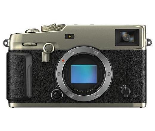Fujifilm X-Pro3 váz DR ezüst