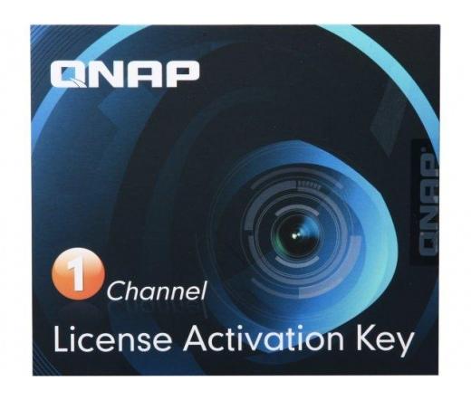 NAS QNAP licenc 1 db