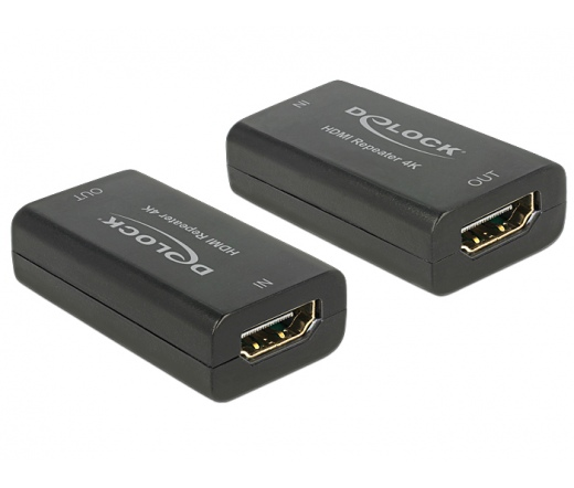 Delock Ismétlő HDMI 4K 30 m