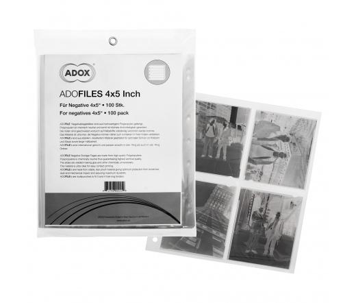 ADOX Adofiles Negatív tartó lap 9x12cm/4x5inch
