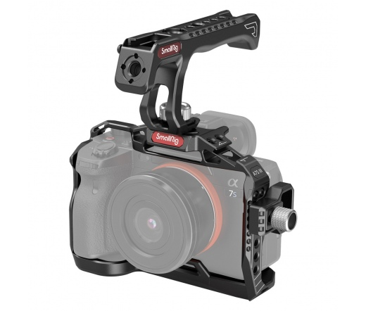 SMALLRIG Professional Cage Kit for Sony Alpha 7S I