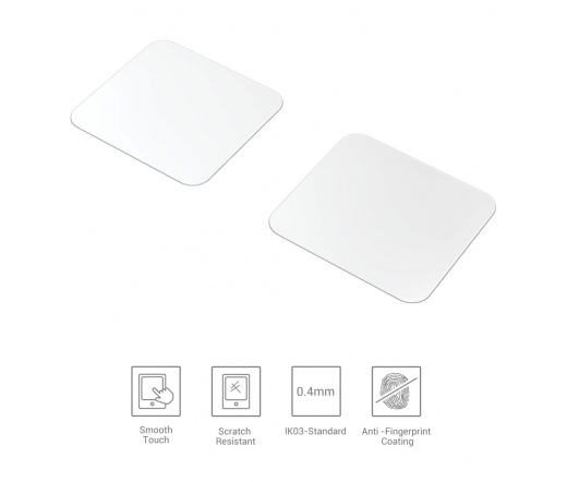 SMALLRIG Screen Protector for DJI RS 2 Gimbal(2 pc