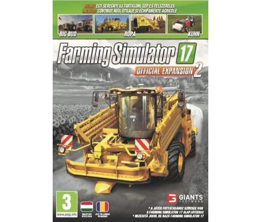 Farming Simulator 17 Official Expansion 2 PC