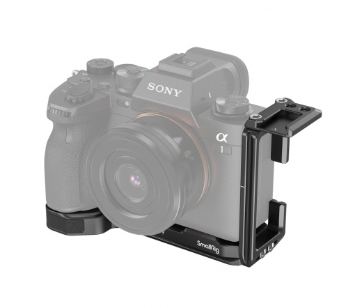 SMALLRIG L Bracket for Sony Alpha 1&Alpha 7S III&A