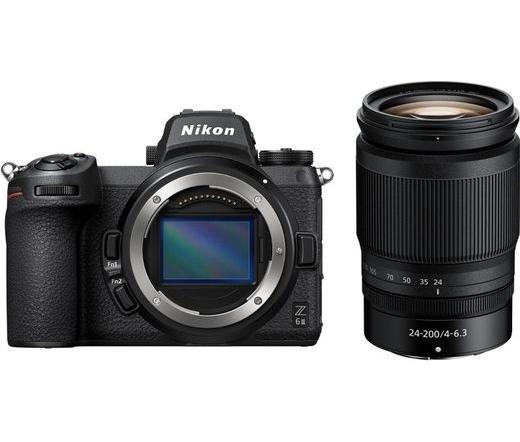 Nikon Z6 II + 24-200 f/4-6.3 kit
