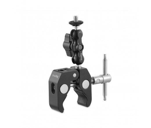 SMALLRIG Multi-Functional Crab-Shaped Clamp with B